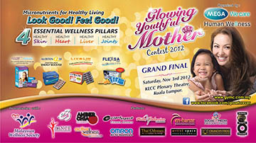 Glowing Youthful Mother Contest 2012